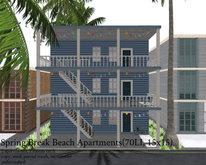 Spring Break Apartments(70LI, 15x15)