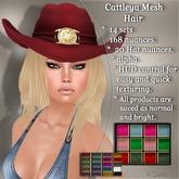!SOUL - HAIR Mesh - Cattleya - 12 Nuances -  Colors Set 2
