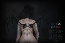 .DirtyStories. Evil Queen Wings