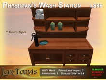 Physician's Wash Station
