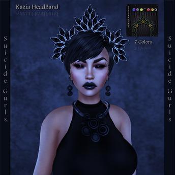 Suicide Gurls - Kazia HeadBand