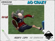[ K.0 ] AO CRAZY