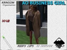 [ K.0 ] AO BUSINESS GIRL