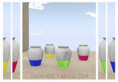 Teawood: Vas Dip Dye / ALL