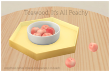 Teawood: It's All Peachy