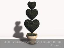 :DH: Heart Bush (MESH)