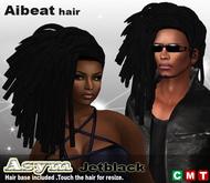 Aibeat *Asym* jetblack