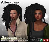 Aibeat *Asym* black