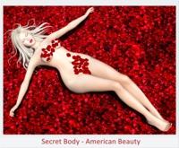 Secret Body - American Beauty Pose