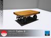 [DD] - FULL PERM Table 8