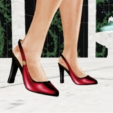 *VLC* Shoes - Classic Red