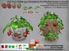 LDG-FULL PERM 997 Strawberry Pot Mediterranean & Round/11 parts/16 textures/Builderkit