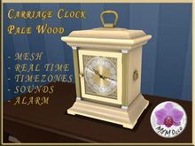 Carriage Clock Walnut