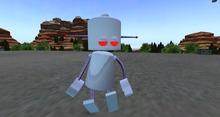 Blue Robots Avatar