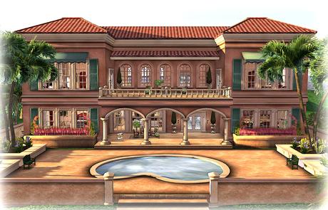 UPDATED! Gran Villa di Galli  196 PRIMS