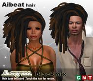 Aibeat *Asym* blackmix
