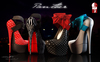 PROMO PRICE .: PANTHER :. SLINK HIGH, 5400 COLOR COMBINATION!  Mesh heels full Rigged 1NNOVAT1ON F.D