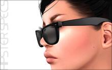 Hipster Specs - Full Perm - MESH