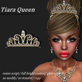 Tiara Queen Gold       -RYCA-