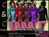 C&C Mesh Alma (Hud 8 Styles)