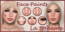 [LB Face Paints] Hearts!