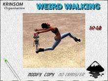 [ K.0 ] WEIRD WALKING