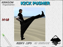[ K.0 ] KICK PUSHER
