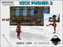 [ K.0 ] KICK PUSHER 2