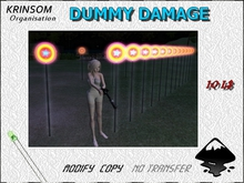 [ K.0 ] DUMMY STAR SHOOT CIBLE