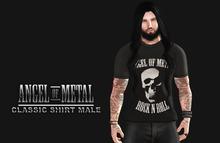 .:Angel of Metal:. Classic Shirt Male