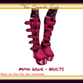 The Seventh Exile: Punk Love - Boots - V2