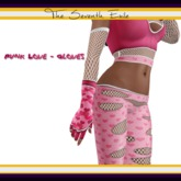 The Seventh Exile: Punk Love - Gloves - V3