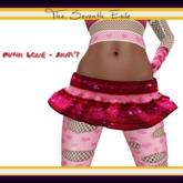 The Seventh Exile: Punk Love - Skirt - V3