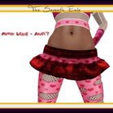 The Seventh Exile: Punk Love - Skirt - V5