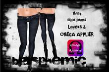 MONY - Blue Jeans by BLASPHEMIC w. Omega Applier - WEAR!