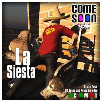 *CS* La Siesta