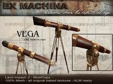 Vega - Old Telescope