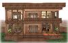 LAUREL CANYON HOUSE PART-MESH