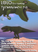LOLO Avatar-Eating T Rex: Free-Roaming Animated Tyrannosaurus
