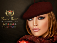 [CA] PROMO FRENCH BERET FAT PACK