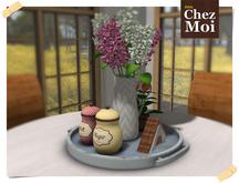 Cute Table Decor ♥ CHEZ MOI