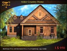 FDD *Alder Country Home*, mesh wooden house 78-94 Li
