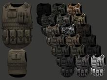 Tactical Combat Vest 2015 1.0