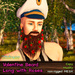 Mesh Valentine's Long Beard with Roses - FAT PACK 16 colors