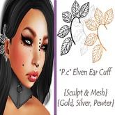 *P.c* Elven Ear Cuff {Sculpt & Mesh}