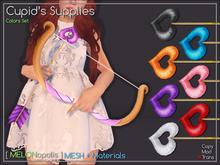 [M] Cupid's Supplies // Color Set