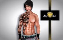 Lokosom Tattoo Mesh 08