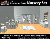 """FUNSIES Babies IntelliGrow - """"Calming Sea"""" Nursery LW (COPY)"""