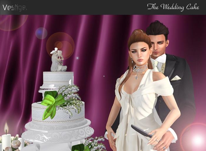 Vestige The Wedding Cake