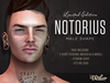 ::DEALER:: NOTORIUS Realistic Male Shape
